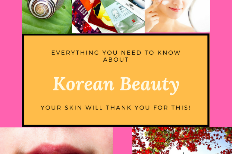 Not tried K-beauty yet ?
