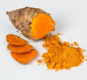 Curcumin to the rescue.